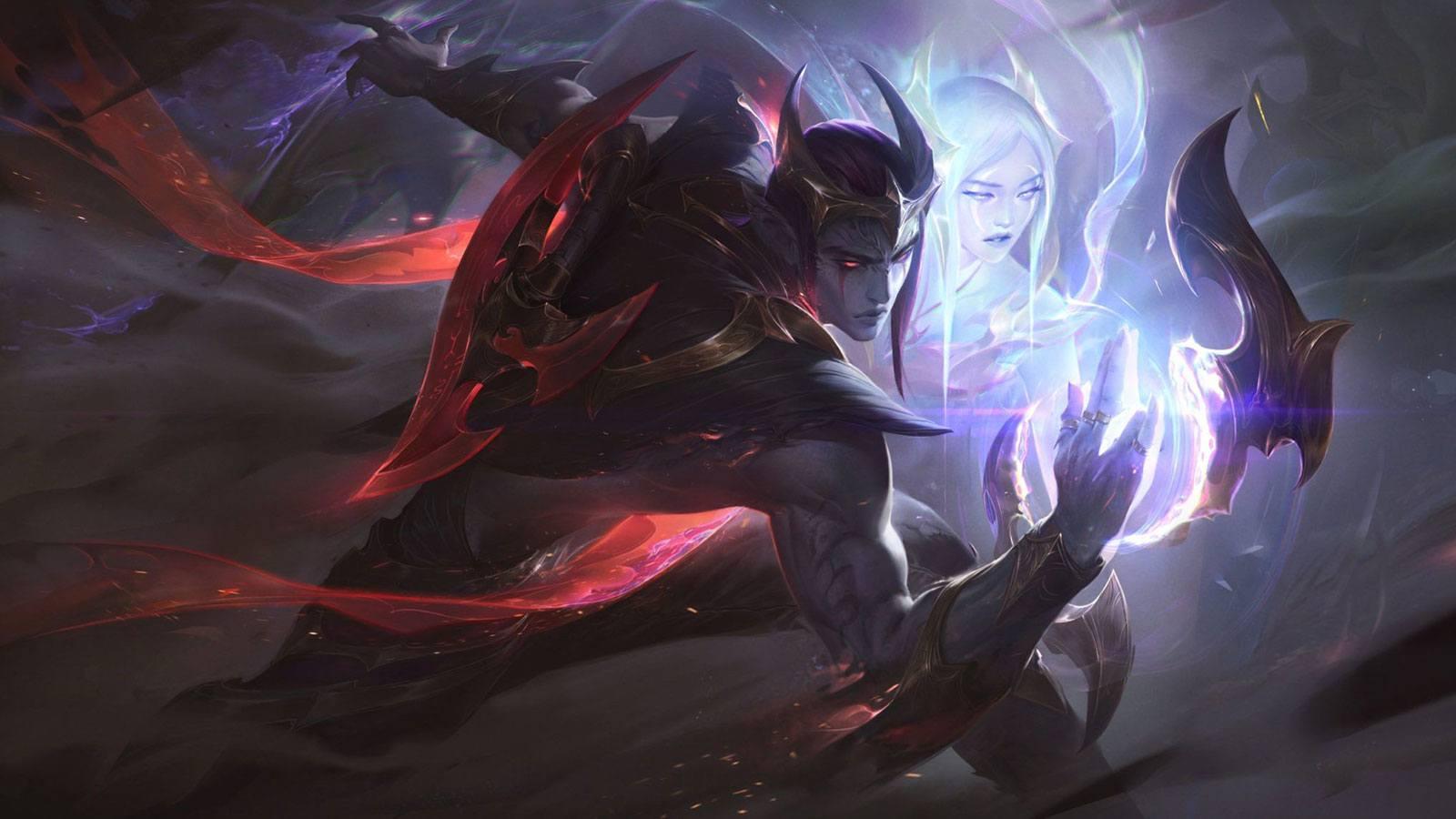 Aphelios League of Legends Riot Games