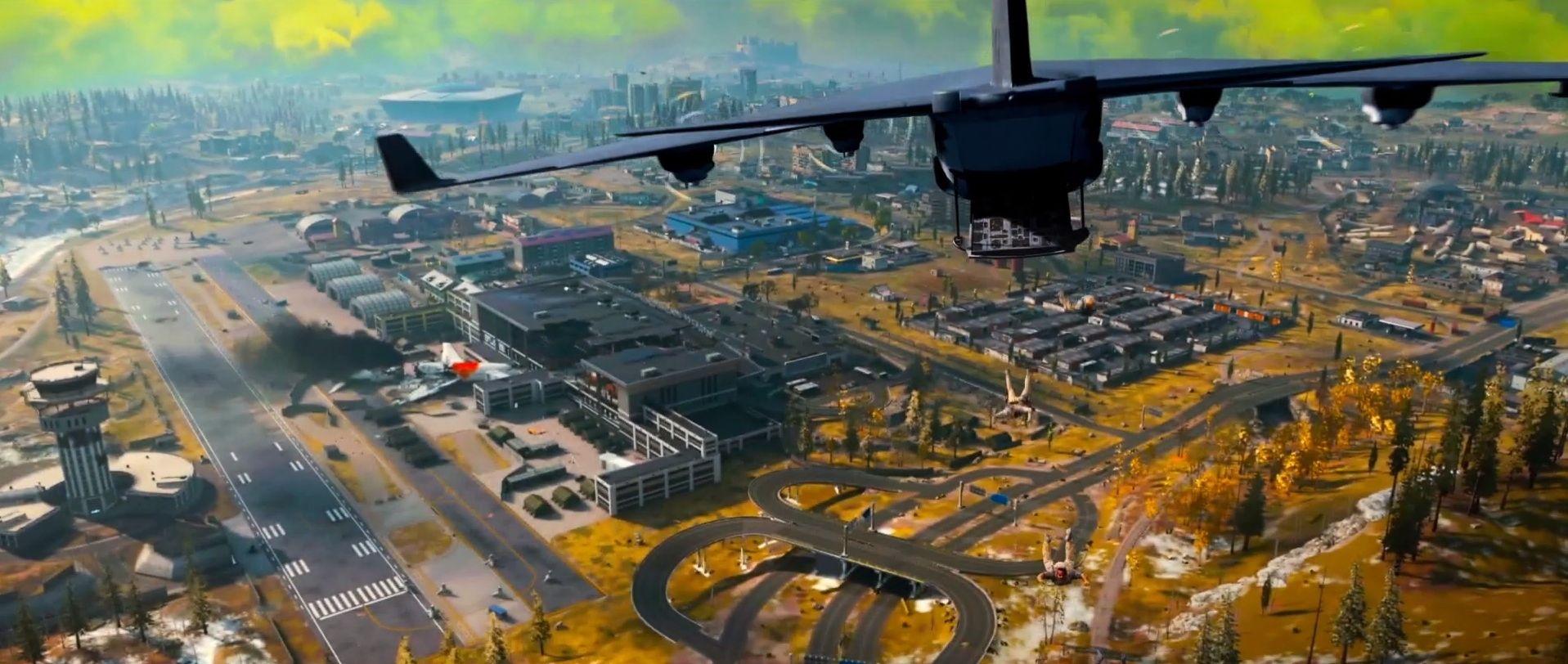 Aperçu Warzone Modern Warfare Infinity Ward