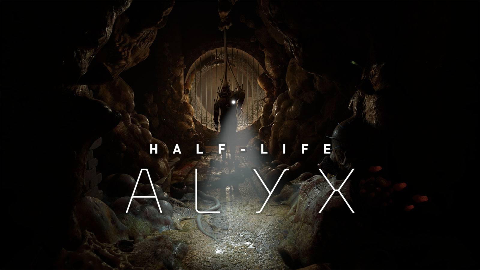 Capture d'écran de Half Life: Alyx