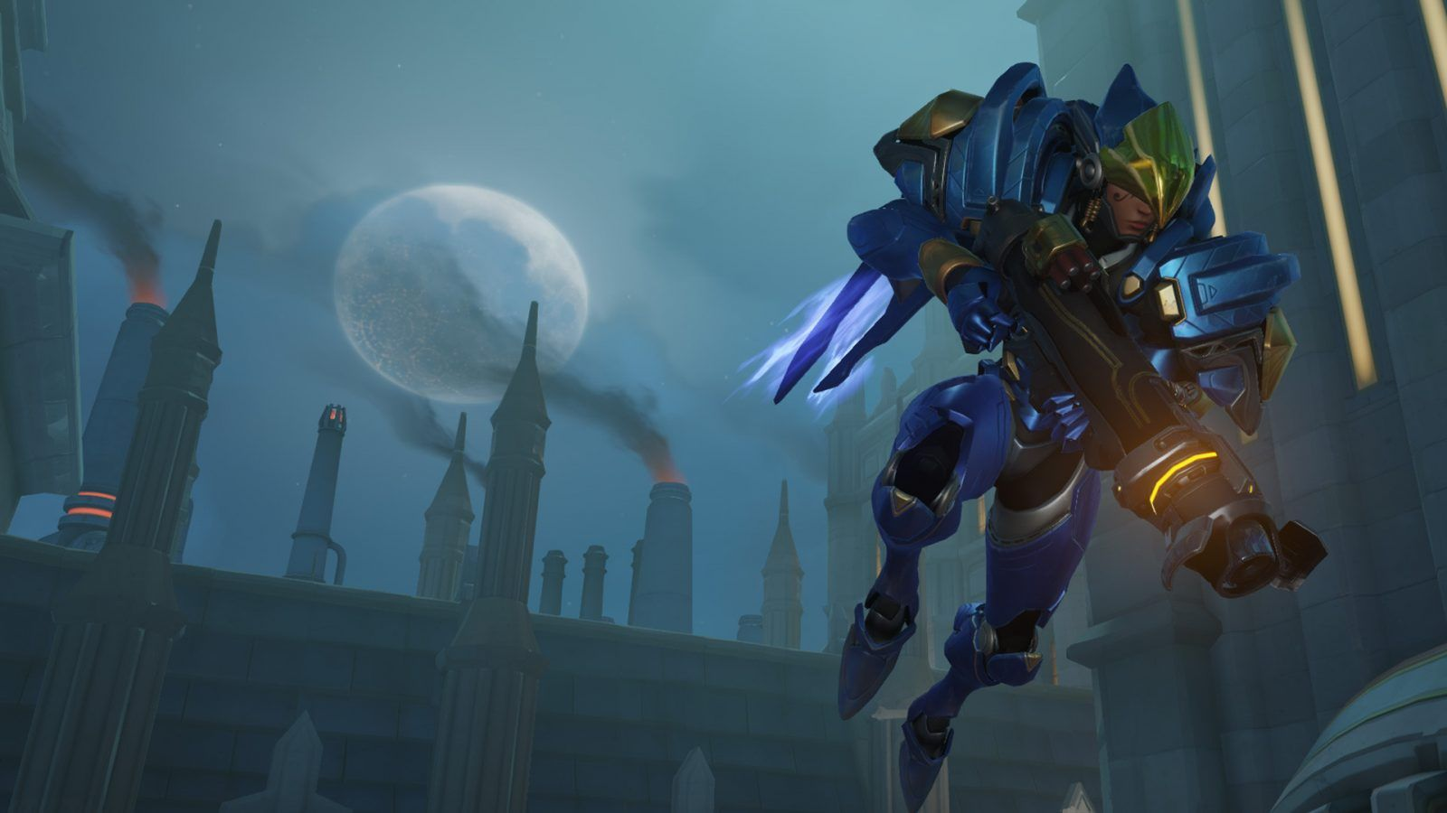 Pharah Overwatch Blizzard