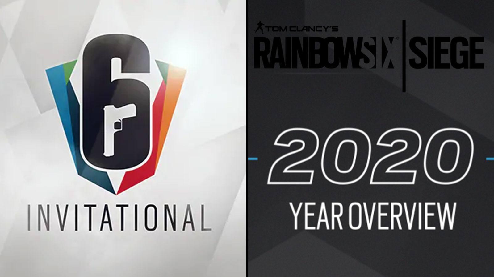 Rainbow Six Siege scène e-sport 2020 ubisoft