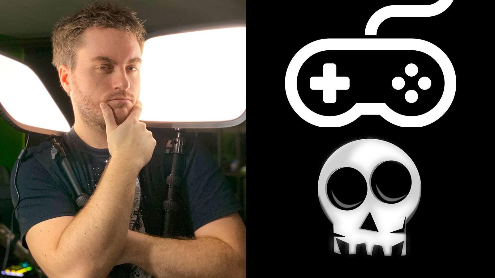 ZeratoR pensif face à l'idée d'une ligue de Dead Games