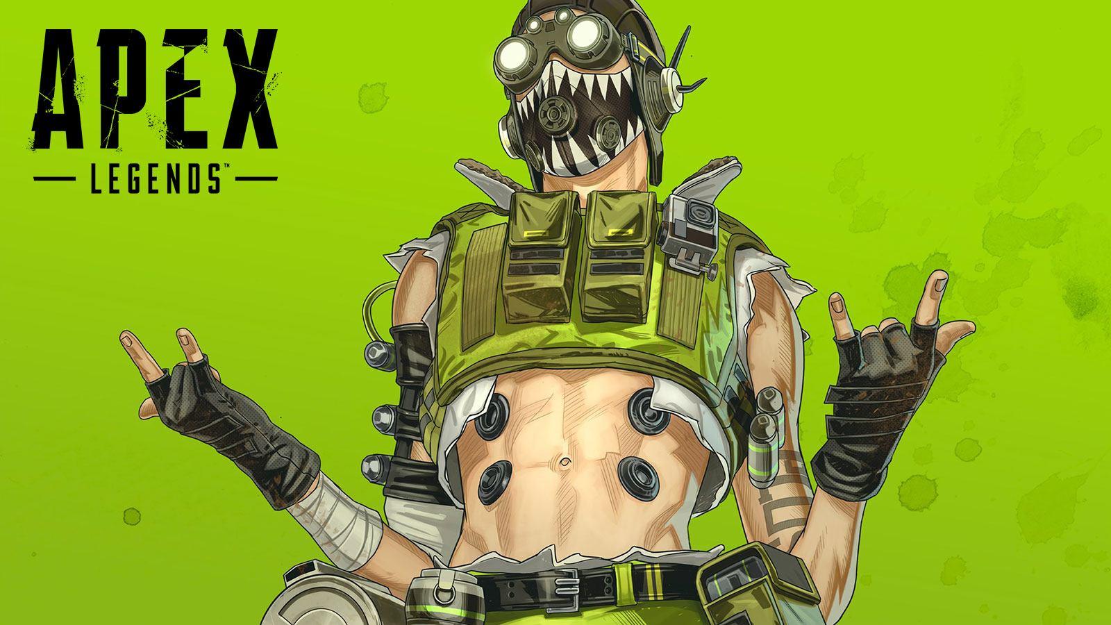 Apex Legends édition Octane Respawn Entertainment Electronic Arts