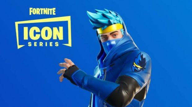 Ninja a déjà fait son apparition sur Fortnite