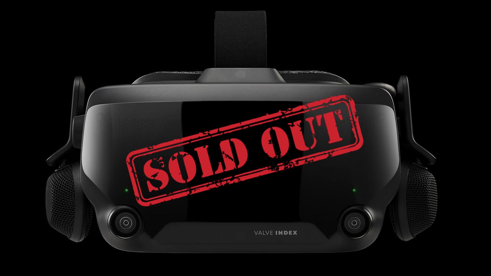 Valve Index Coronavirus Valve sold out