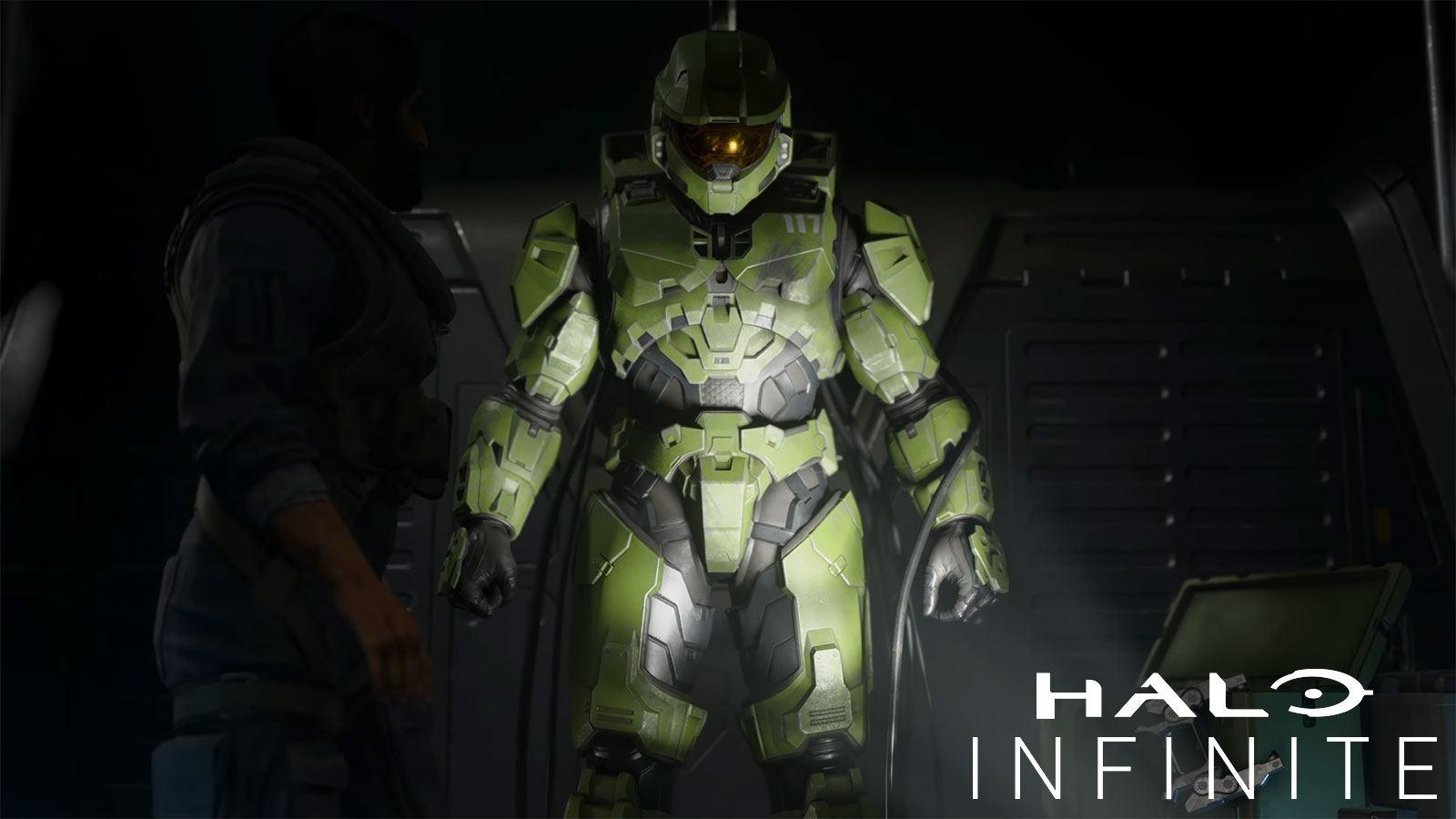 Cinématique de Halo Infinite