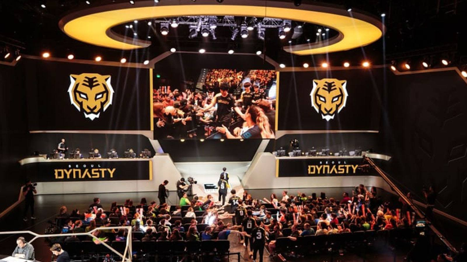 Overwatch League Seoul Dynasty Blizzard
