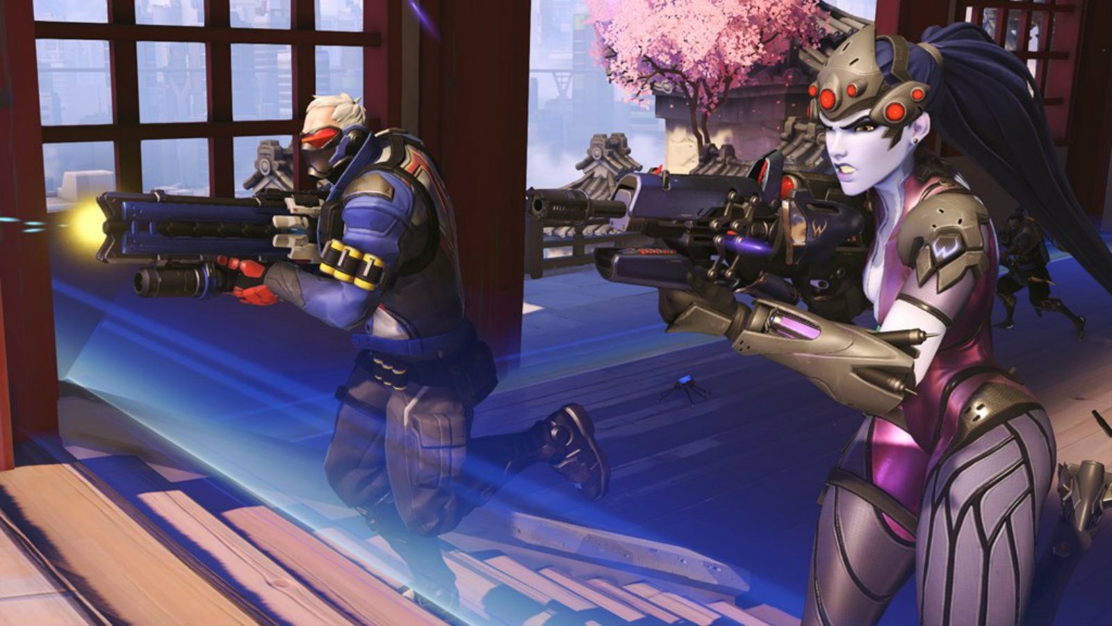 Overwatch Soldat 76, Fatale, Blizzard