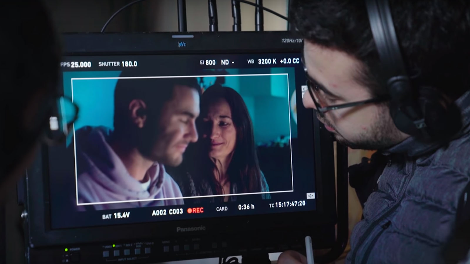 Cyprien donne des nouvelles de son court-métrage attendu dans les semaines à venir