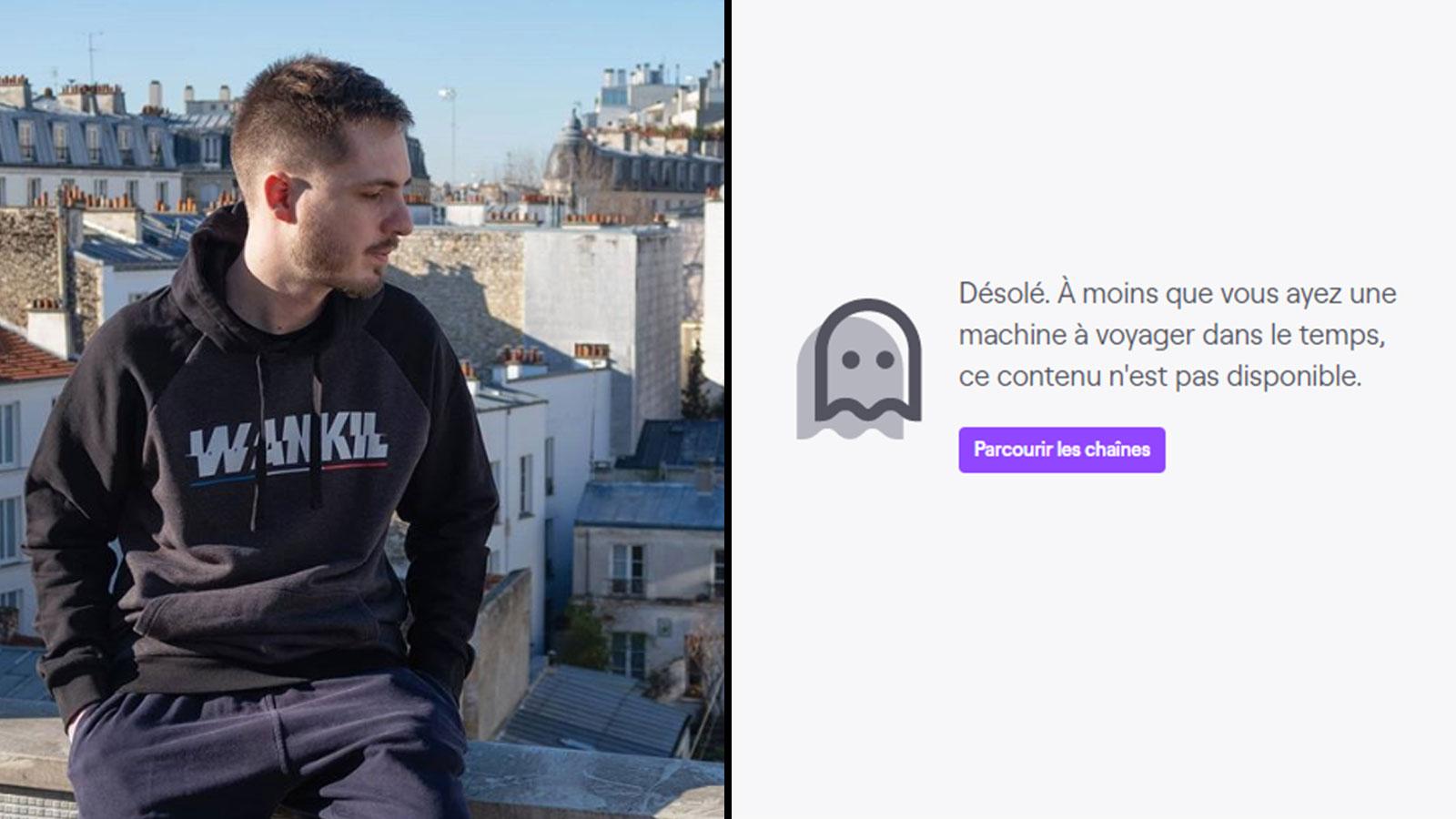 Terracid a été banni de Twitch