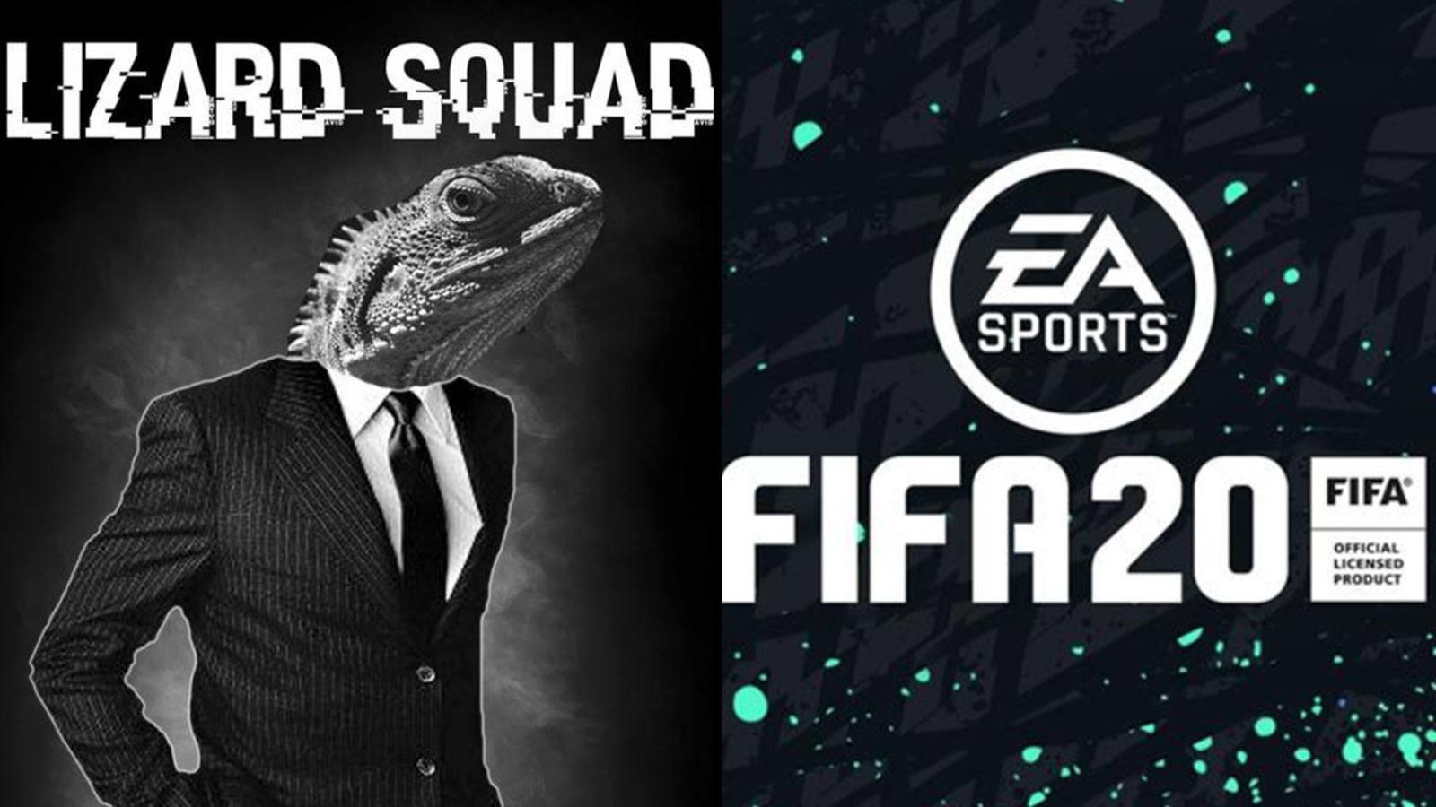 Lizard Squad | Electronic Arts