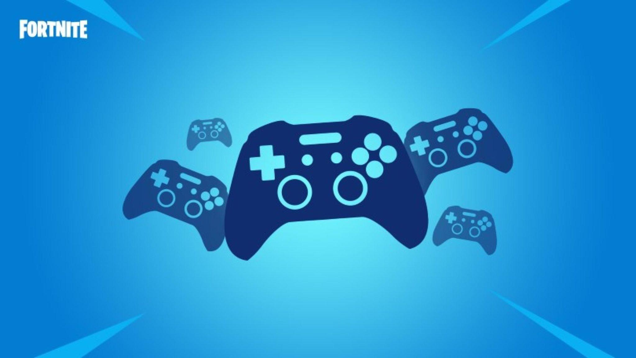 Fortnite Epic Games Aim assist manette