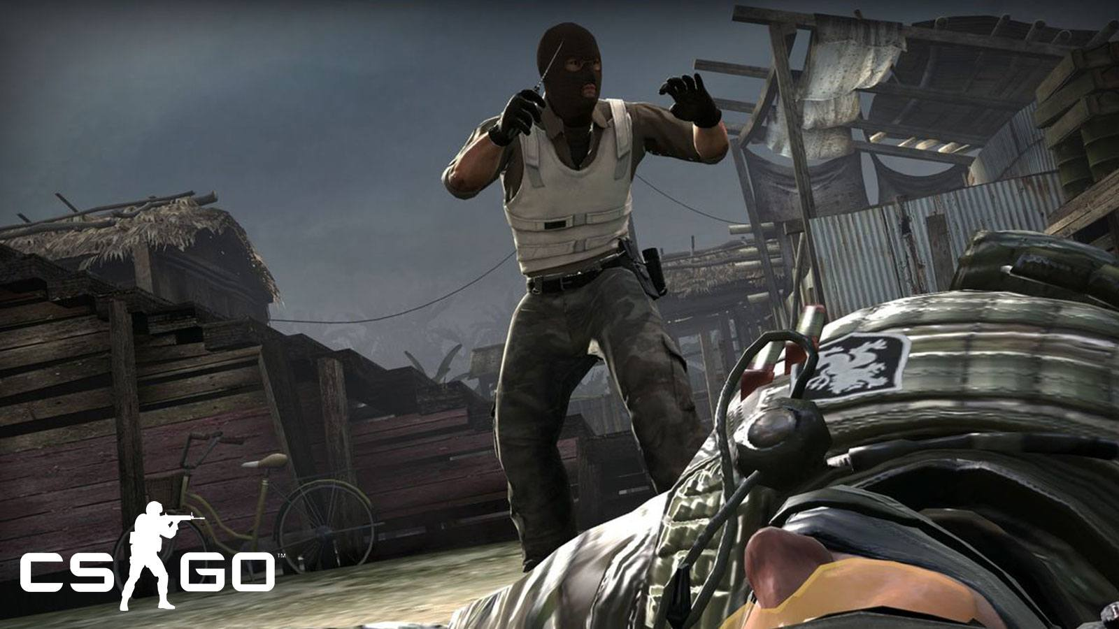 Image de gameplay de Counter Strike: Global Offensive