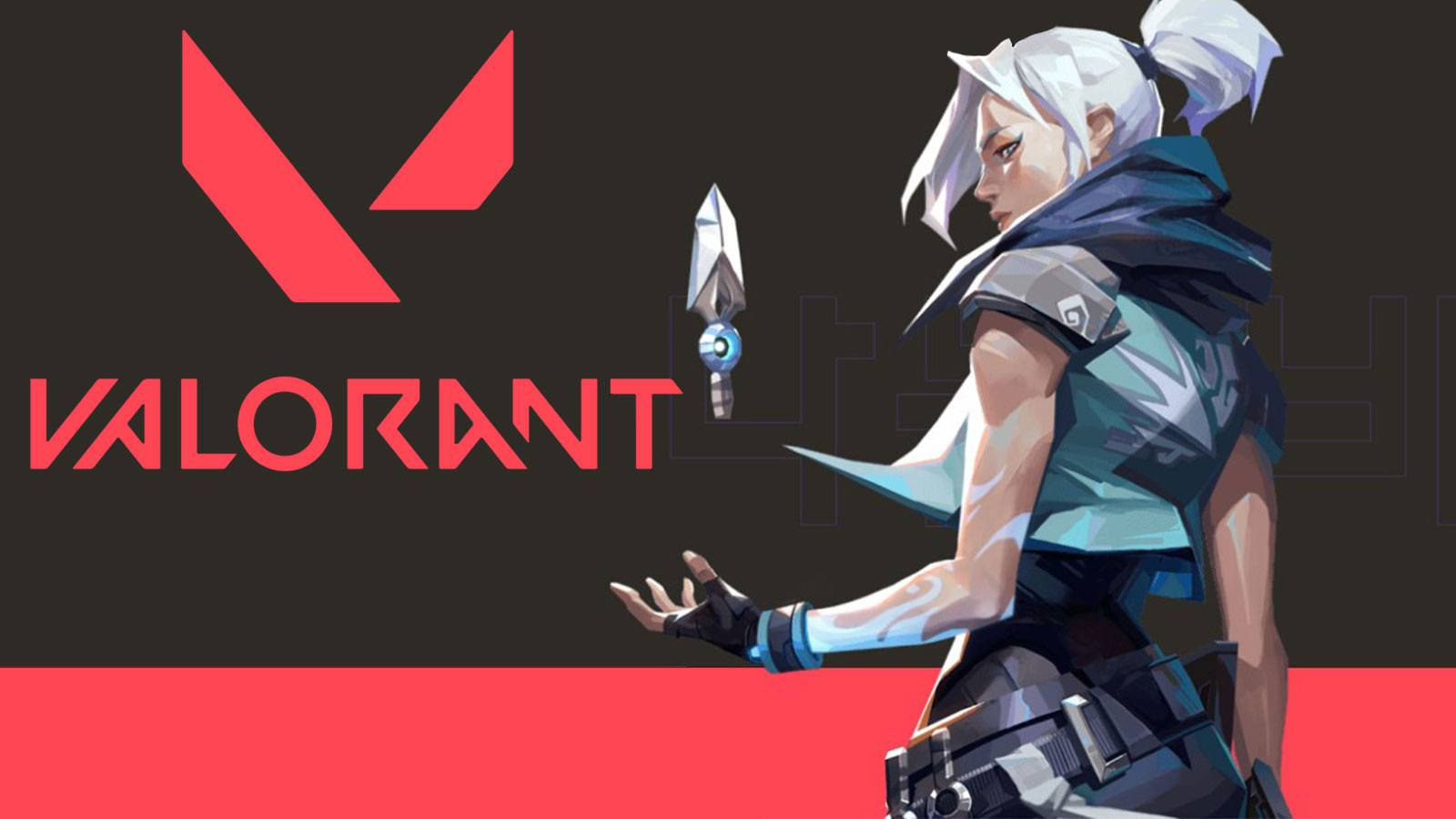 Artwork de Valorant, FPS de Riot Games