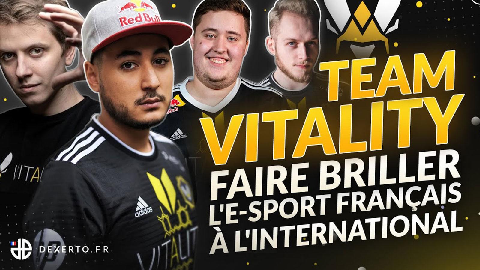 Team Vitality Dexerto