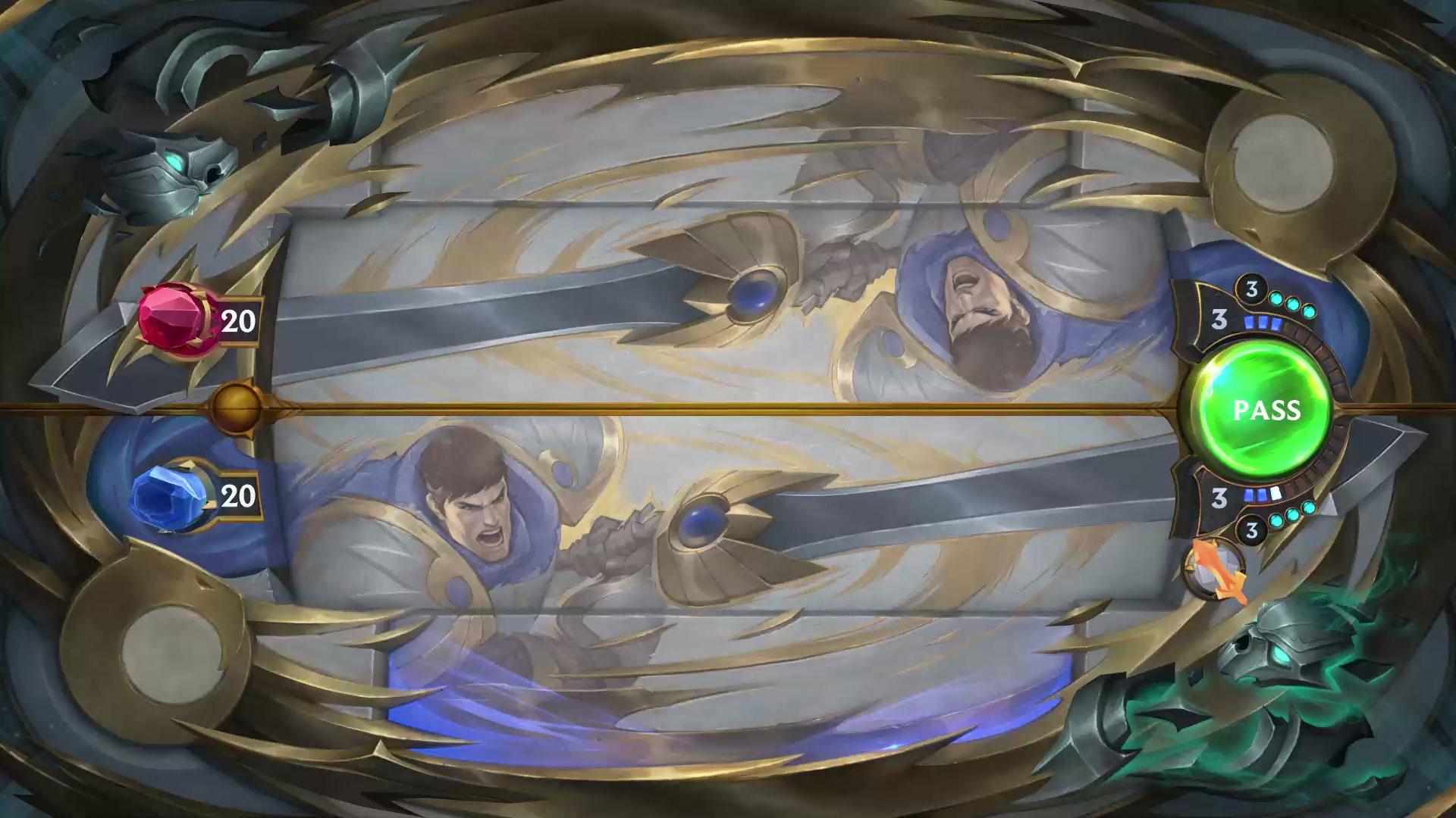 De nouveaux plateaux font leur apparition sur Legends of Runeterra