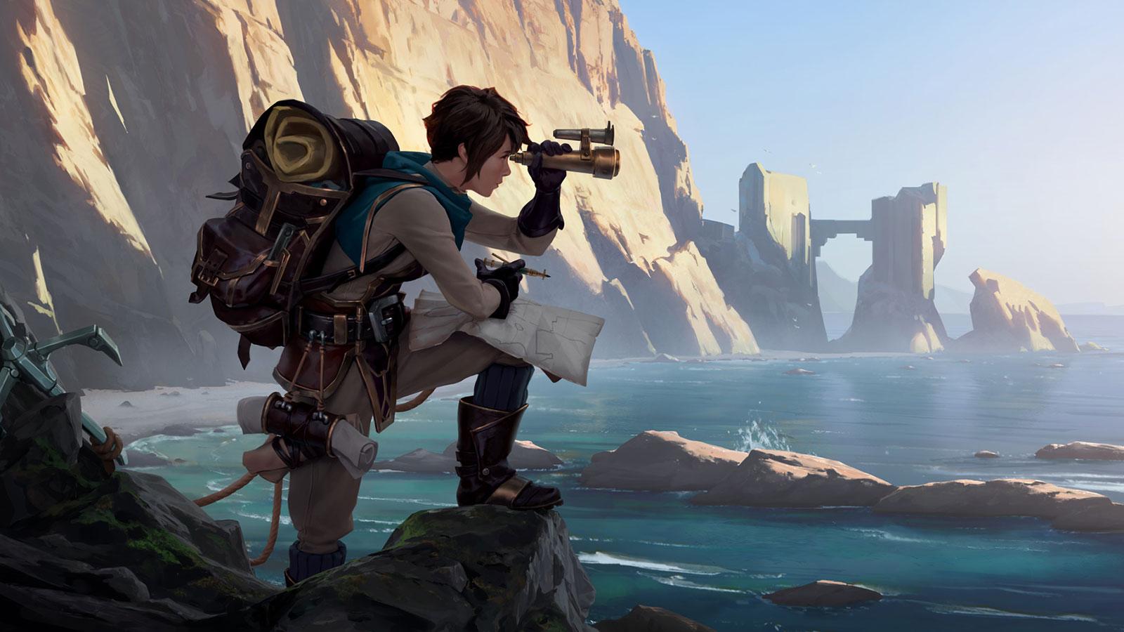Un nouveau aptch est disponible sur Legends of Runeterra