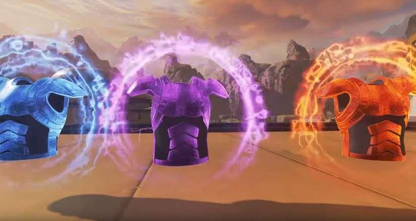 Armures Apex Legends Respawn entertainment
