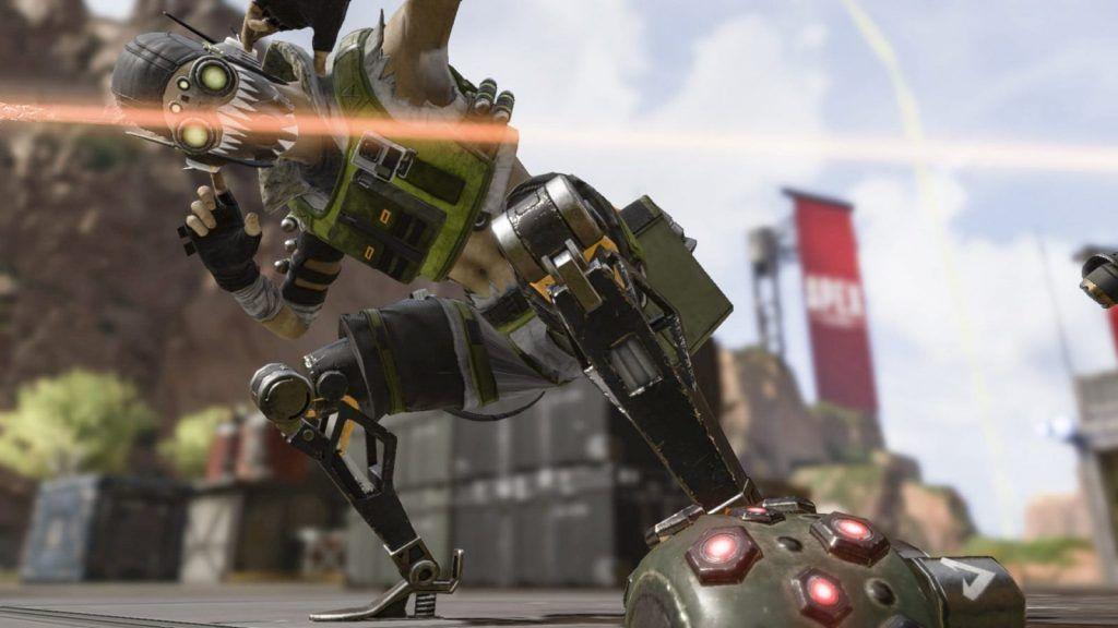 Octane Apex Legends grenades Respawn Entertainment