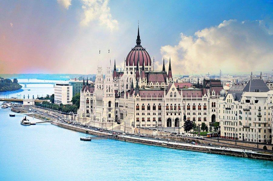Photo de la ville de Budapest