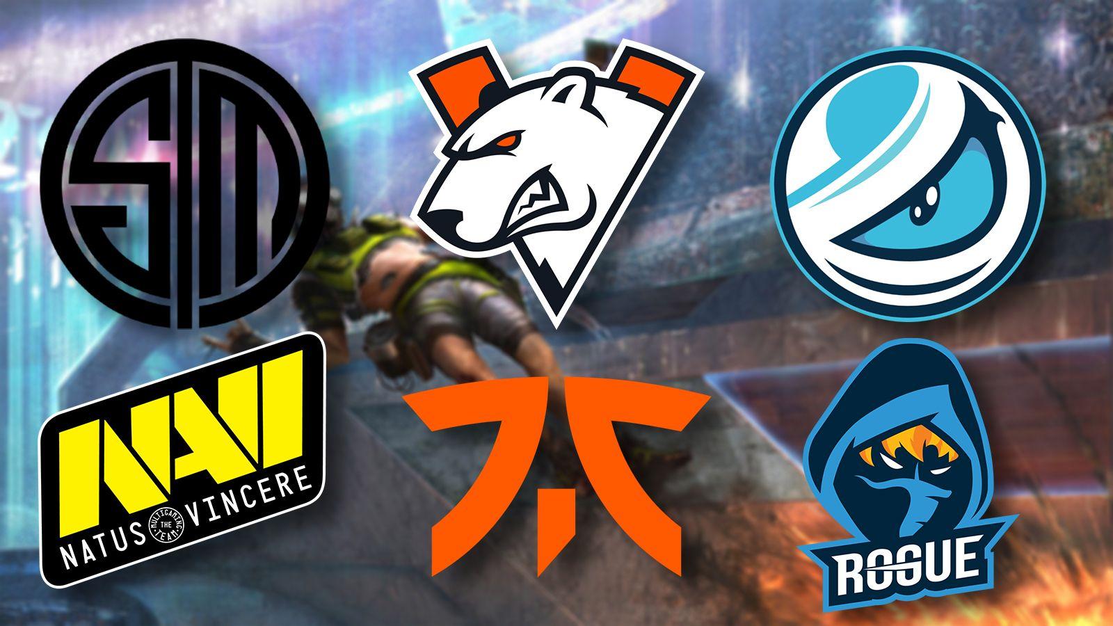 Apex Legends Global Series major Electronic Arts équipes