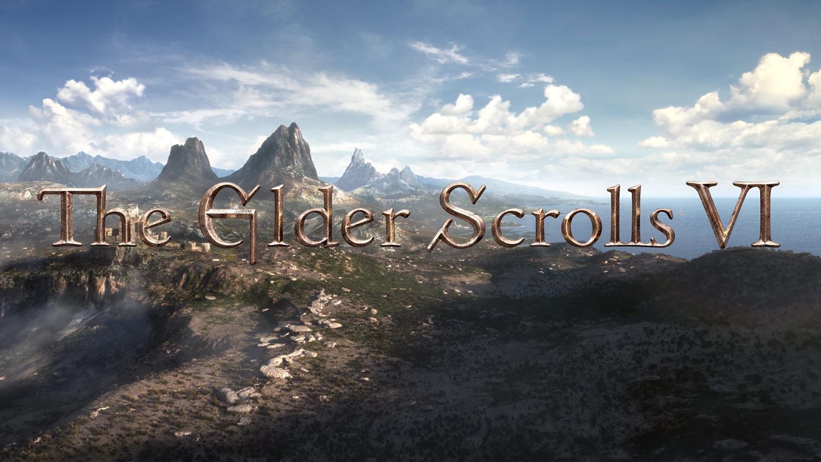 The Elder Scrolls 6 Bethesda