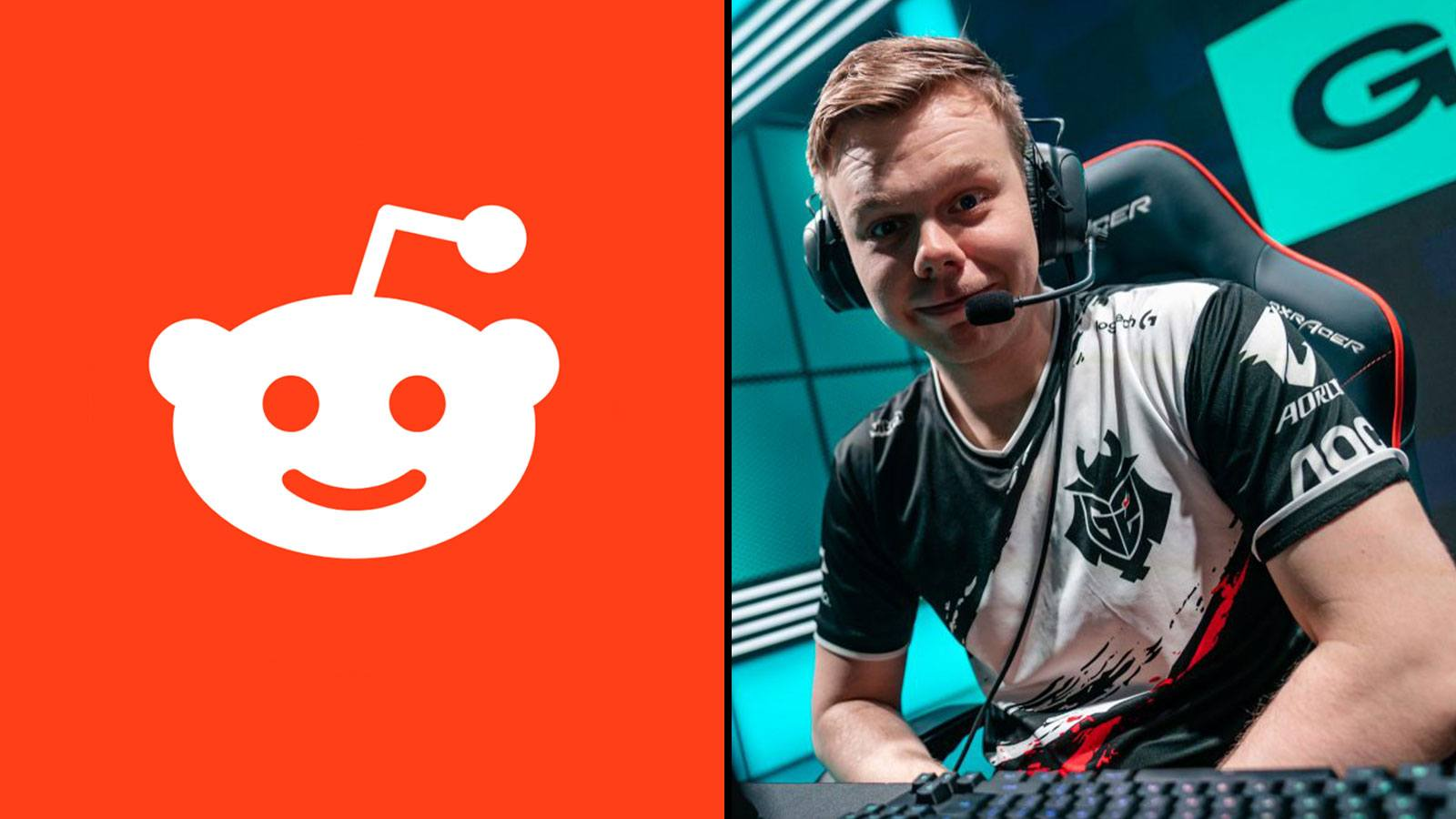 Reddit   Wunder G2 Esports LoL Riot Games