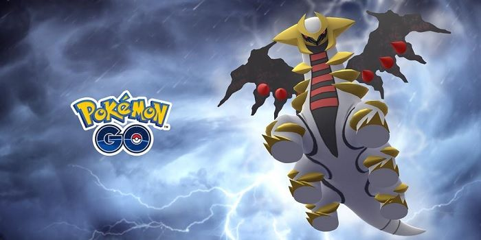 Giratina Pokémon Go niantic