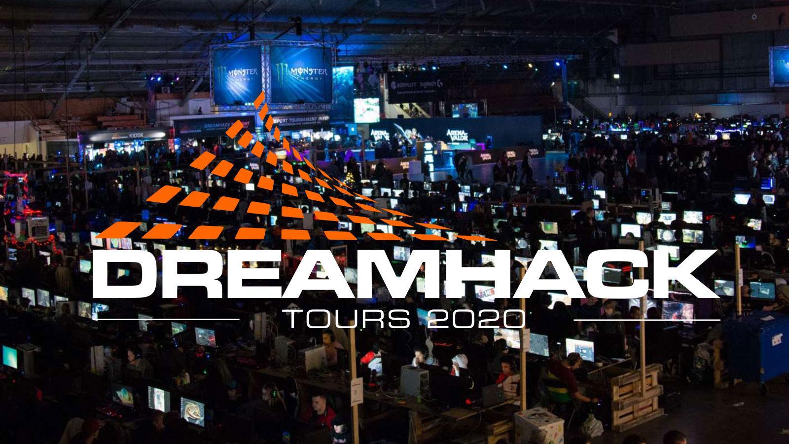 DreamHack Tours 2020