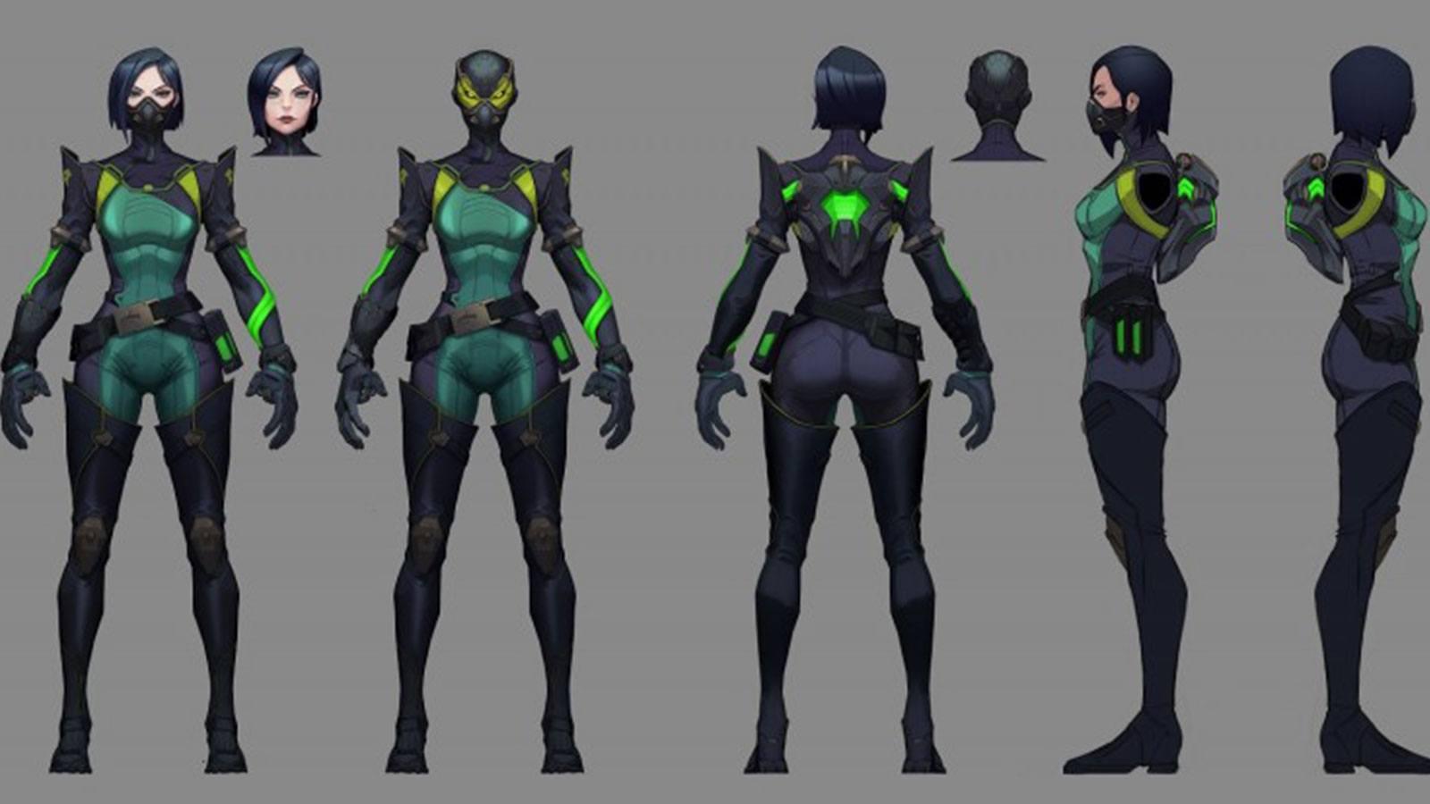 Viper Valorant Riot Games personnage