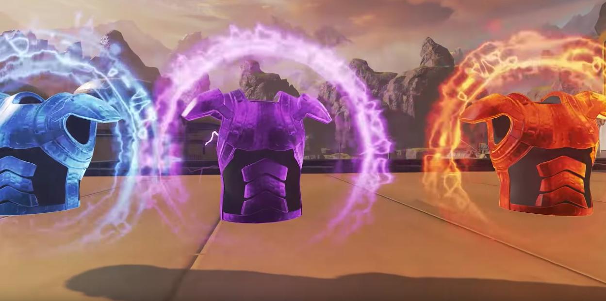 Apex Legends armures Respawn Entertainment