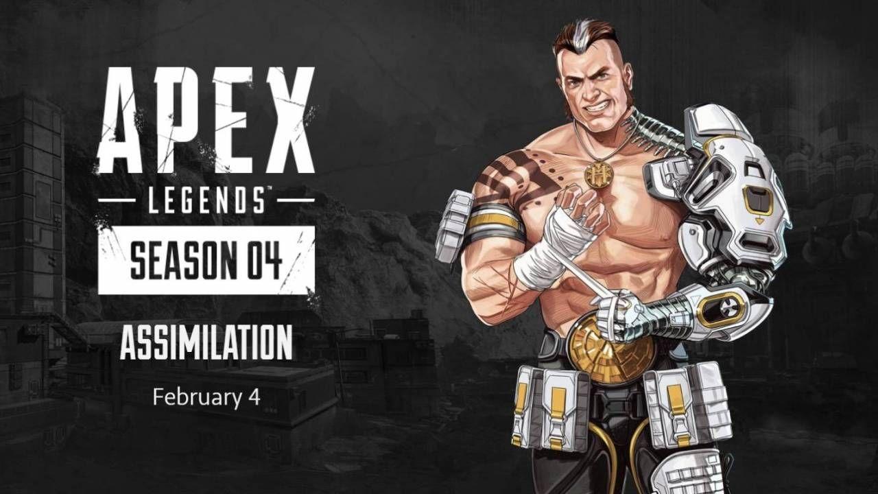 Saison 4 Apex Legends Forge Respawn Entertainment