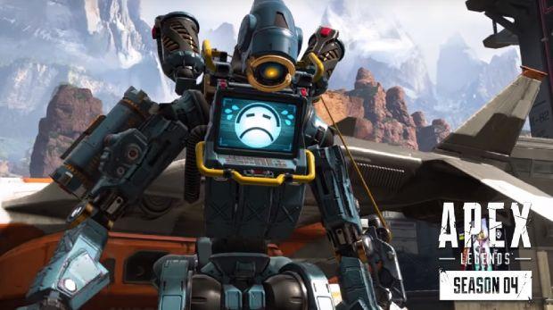 Pathfinder Apex egends Respawn Entertainment