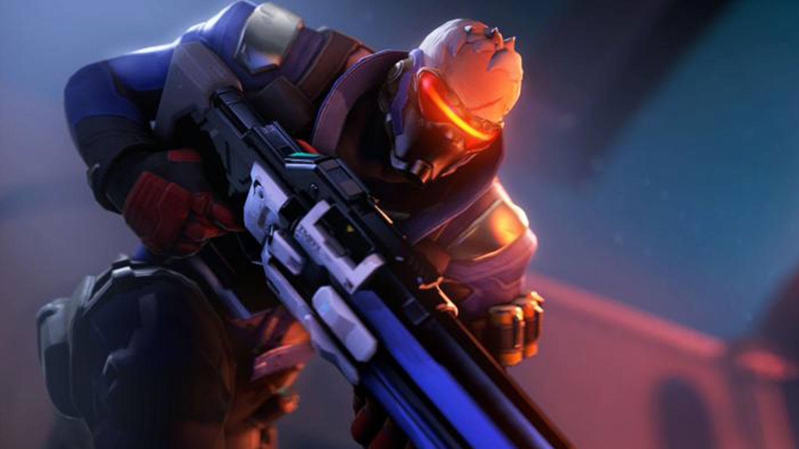 Soldat 76 Overwatch ultime Blizzard