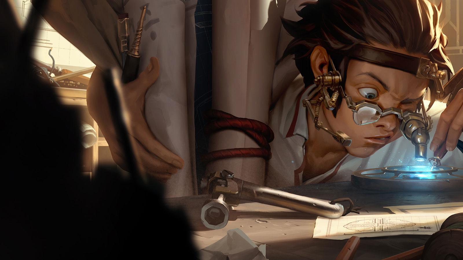 Un nouvel équilibrage va faire son arrivée sur legends of Runeterra