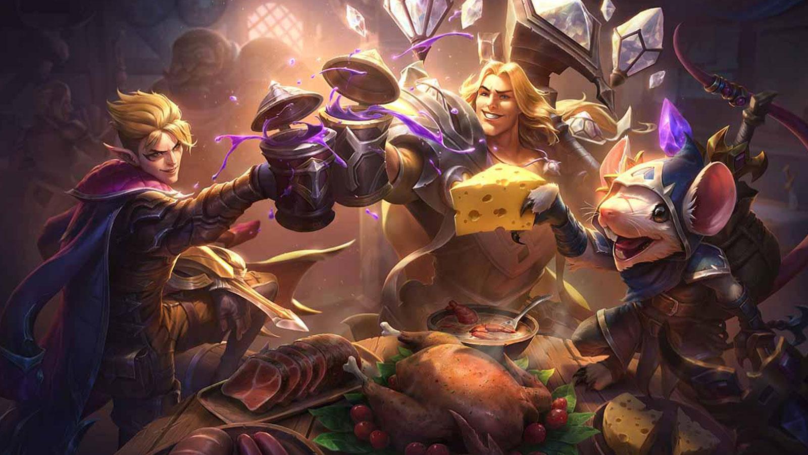 Découvrez les notes de patch 10.6 sur League of Legends