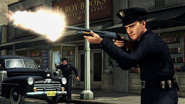 L.A. Noire Rockstar Games