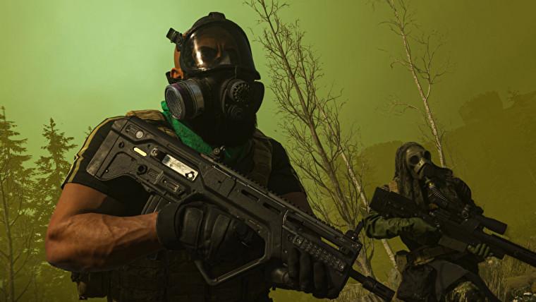 Call of Duty Warzone Infinity Ward