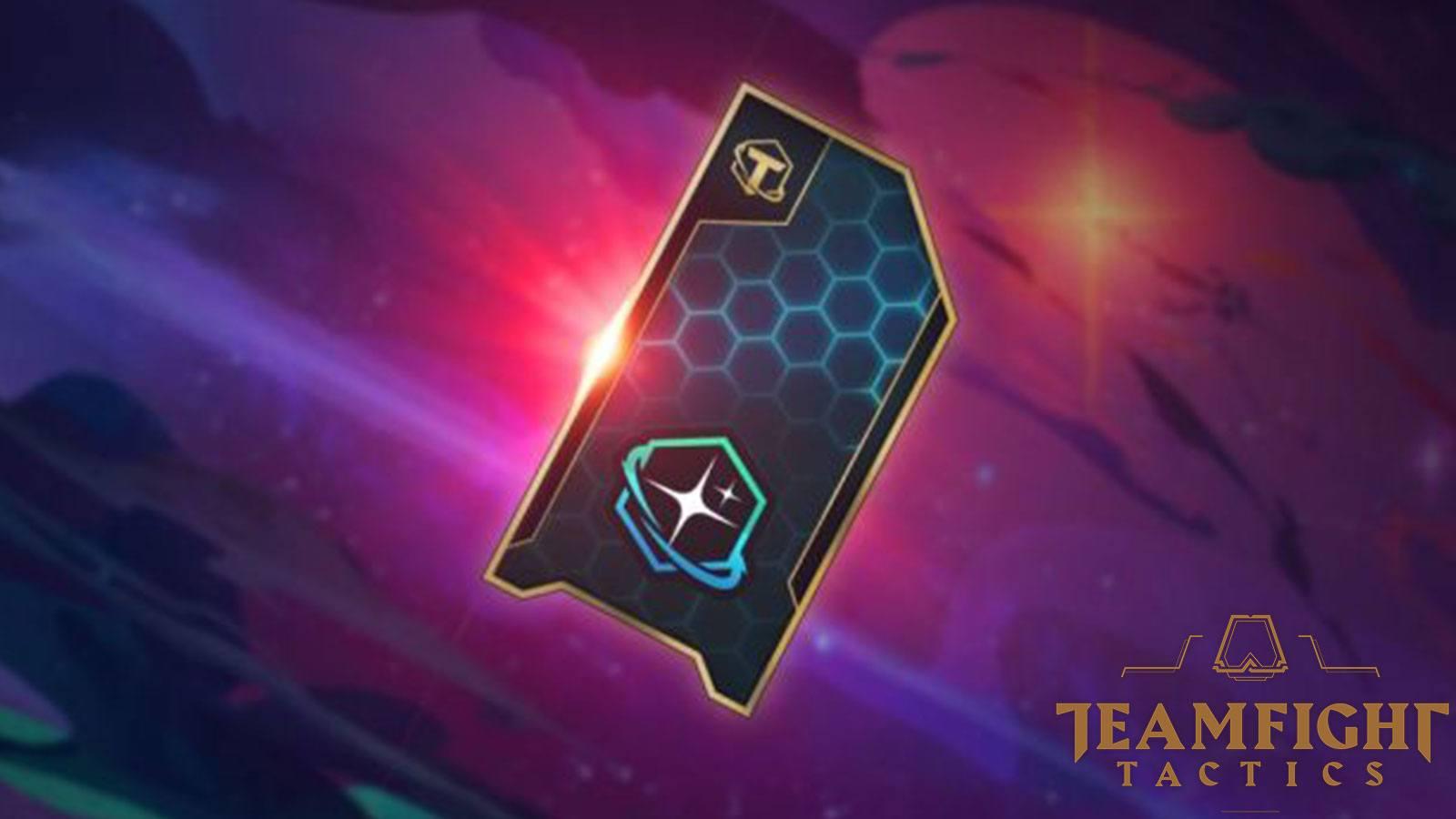 Passe Galaxies TFT Set 3 Riot Games