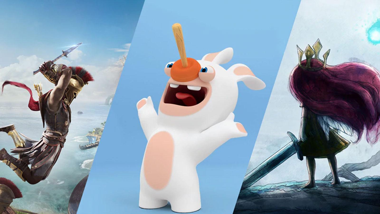 En cette période de ocnfinement Ubisoft propose plusieurs jeux gratuitement