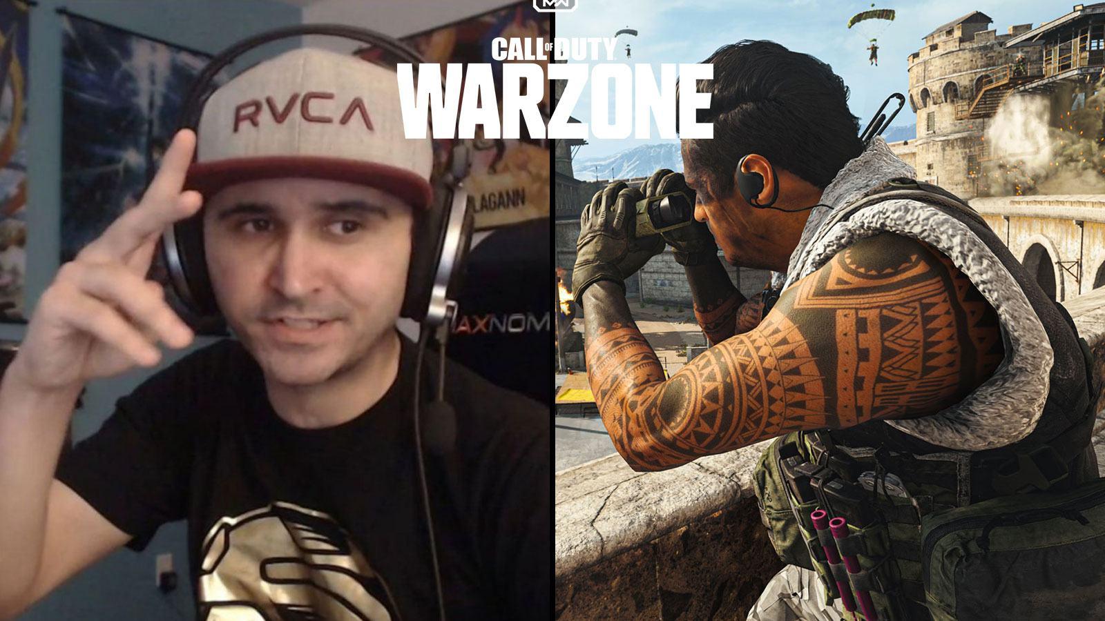 Summit1g Call of Duty Warzone Infinity Ward