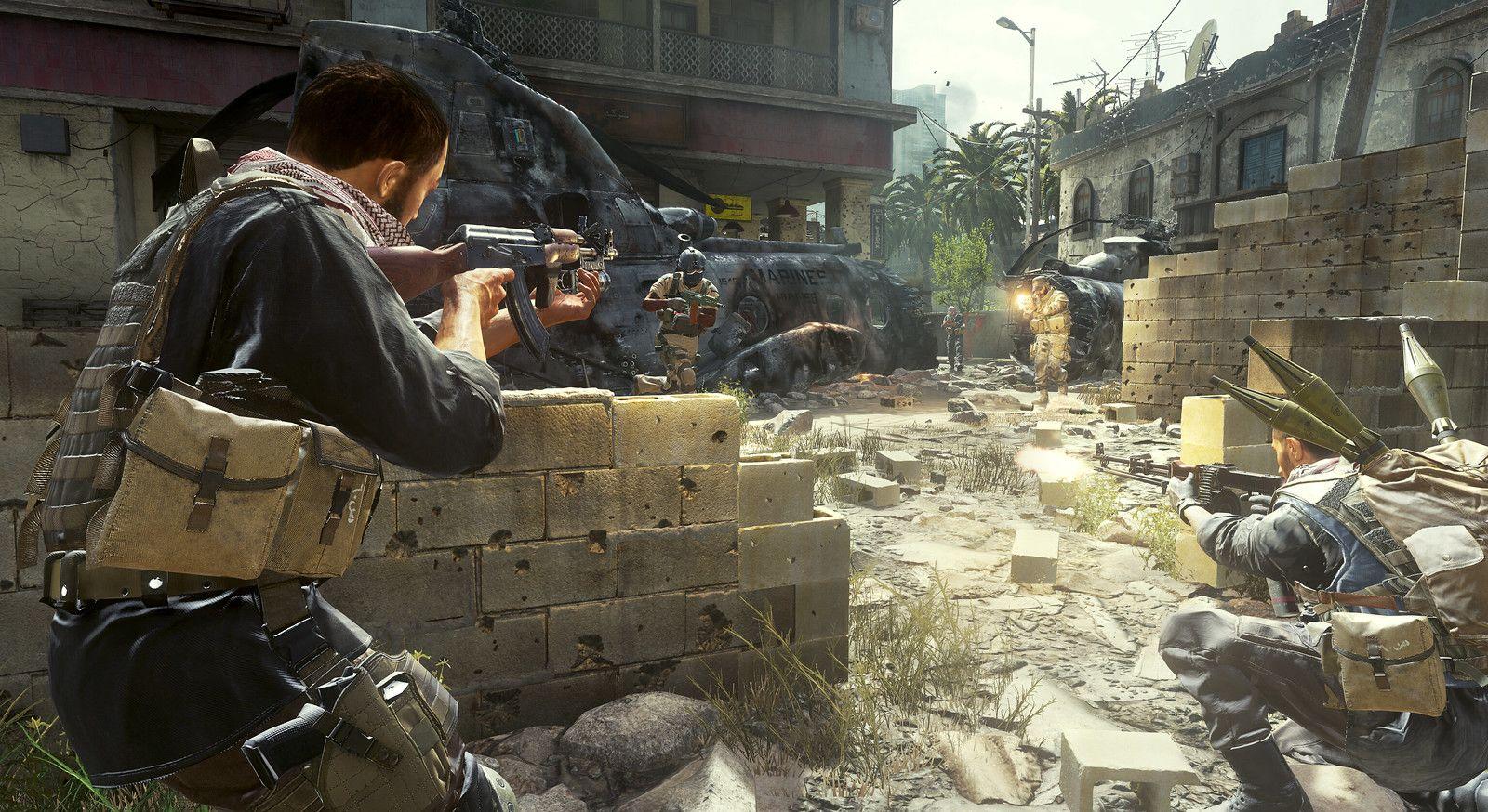 CoD 4 remaster 2016 Activision