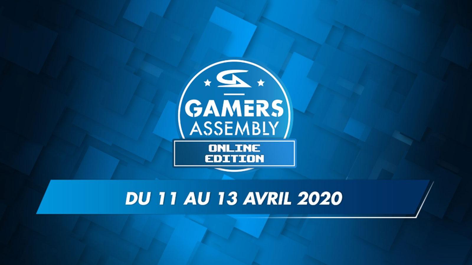 La Gamers Assembly est de retour dans une édition online