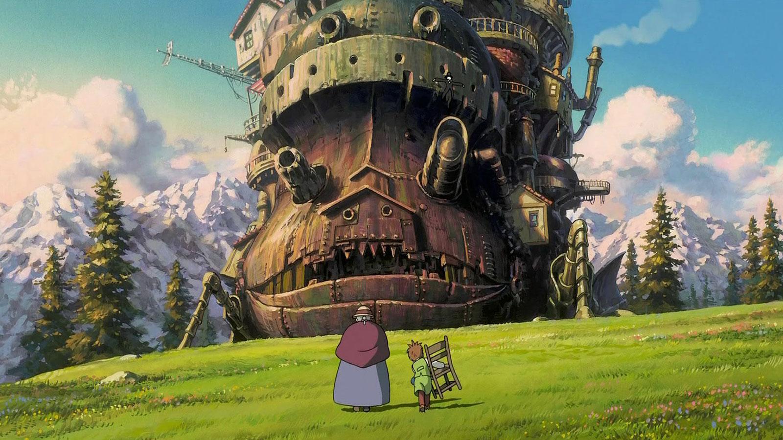 Les derniers Ghibli font leur apparition sur Netflix