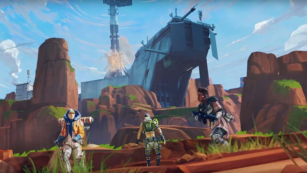 Le Canyon des Rois est de retour sur Apex Legends