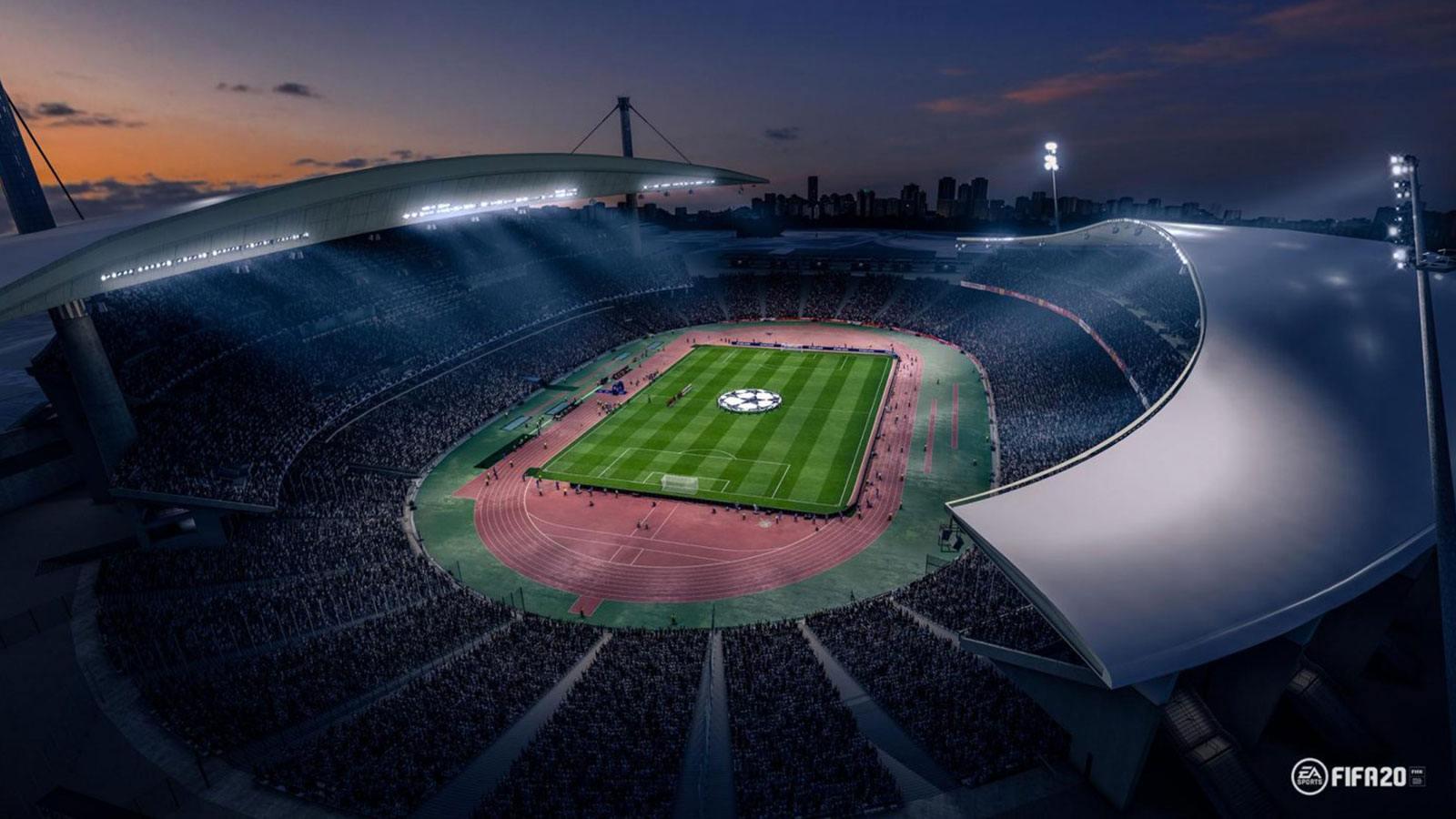 Stade FIFA 20 EA Sports
