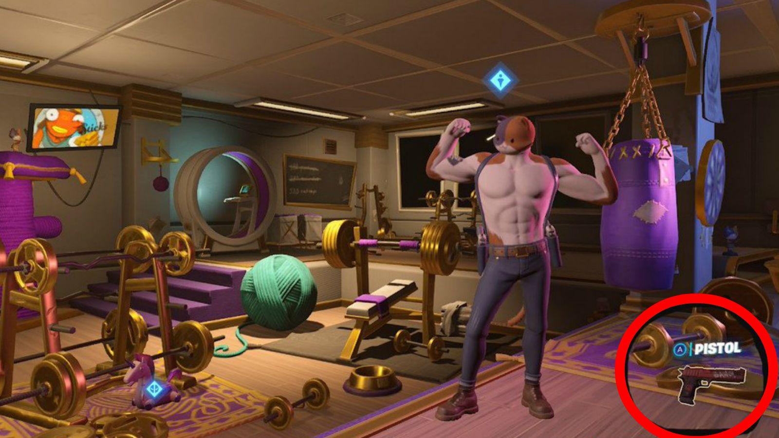 défi deadpool fortnite Epic Games Semaine 7