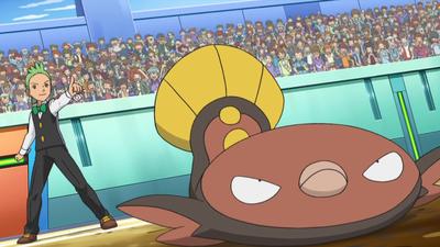 Dessin animé Pokémon Limonde