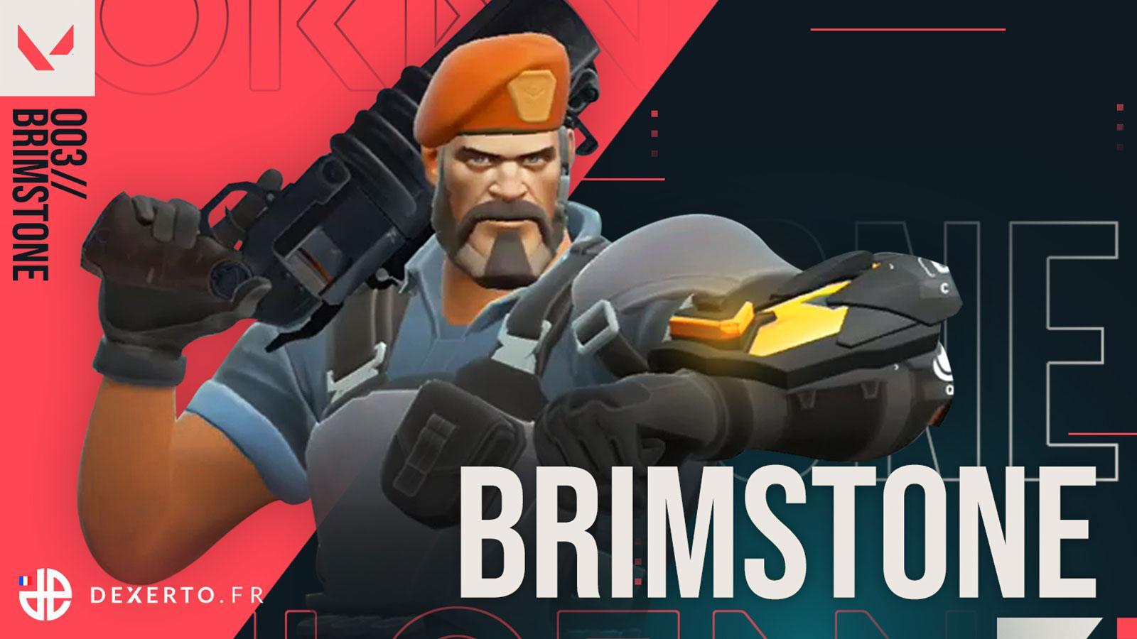 Maniac Brimstone Valorant Riot Games Dexerto
