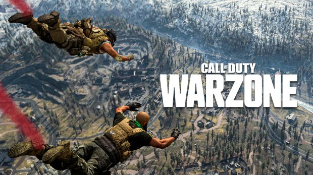 CoD Warzone Infinity Ward